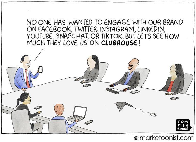Cégek többsége és a közösségi média felületek